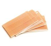 Bandages adhésifs Photos libres de droits