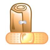 Bandages icon Stock Photo