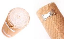 Bandages médicaux image libre de droits