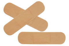 Bandaids stock photography