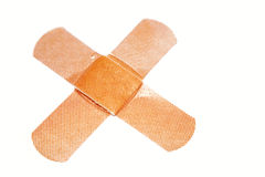 Bandaids Royalty Free Stock Images