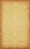 Bandana-/Bandhani-Muster auf Weinlesepapier Lizenzfreie Stockbilder