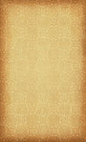 Bandana/Bandhani-patroon op uitstekend document Royalty-vrije Stock Afbeeldingen