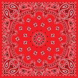 Bandana colorido Foto de Stock Royalty Free