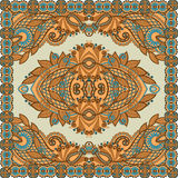 Bandana floral ornamental tradicional de Paisley Imagenes de archivo