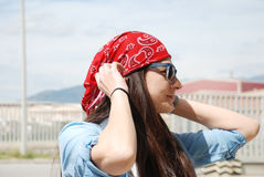 Bandana Royalty Free Stock Photography