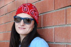 Bandana Royalty Free Stock Images