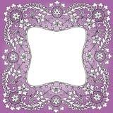 Bandana pattern Stock Photography