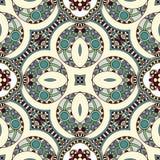 Bandanna florale ornementale traditionnelle de Paisley Photo libre de droits