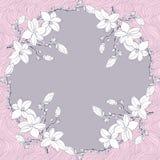 Bandanna floreale ornamentale Fotografia Stock Libera da Diritti