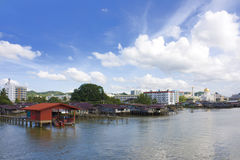 Bandar Seri Begawan, Brunei Stock Photo