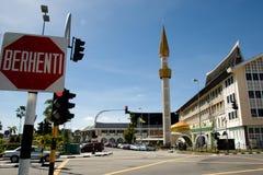 Bandar Seri Begawan - Brunei Darussalam Imagens de Stock