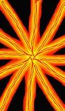 bandas del fuego ilustración del vector