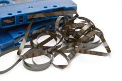 Bandcassette Stock Afbeelding