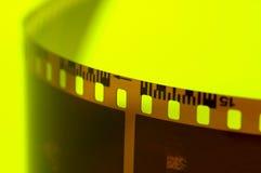 Bande 3 de film Photos libres de droits