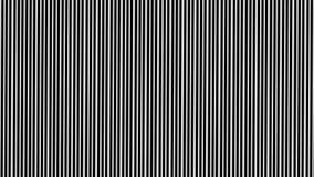 Bande bianche & linee nere modelli astratti neri scuri delle strisce illustrazione vettoriale
