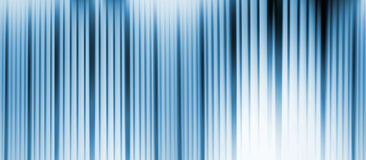 Bande blu Immagini Stock Libere da Diritti