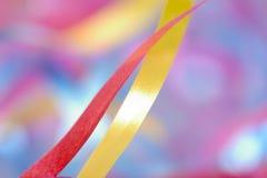 Bande colorée Photos stock
