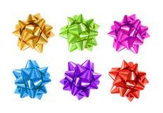 Bande d'enveloppe de cadeau. Photo stock
