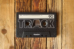 Bande de cassette sonore image libre de droits