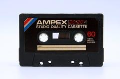 Bande de cassette sonore d'Ampex image libre de droits
