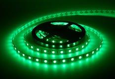 Bande de diode Bande menée de lumières image libre de droits