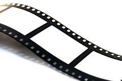 Bande de film Photographie stock libre de droits
