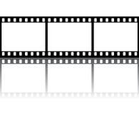 bande de film Image stock