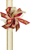 Bande de houx de Noël Images stock