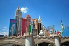 Bande de Las Vegas Image stock