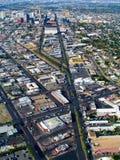 Bande de Las Vegas Photos stock