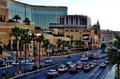Bande de Las Vegas Photo stock