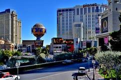 Bande de Las Vegas Images stock
