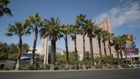 Bande de Las Vegas banque de vidéos