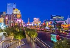 Bande de Las Vegas Photographie stock libre de droits