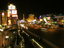 Bande de Las Vegas, Las Vegas, Nevada, Etats-Unis images libres de droits