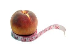 bande de mesure de pomme Photos stock
