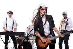 Bande de musique Photo stock