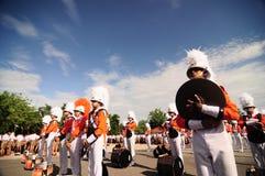 Bande de musique Photos stock