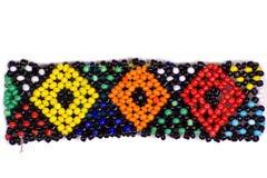 Bande de poignet de hanmade de couleur Images libres de droits