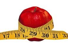bande de pomme Photos libres de droits