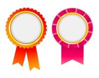 Bande de récompense, rosette illustration de vecteur