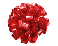 bande de rouge de cadeaux Images libres de droits