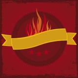 Bande de sceau (vecteur) Photo libre de droits