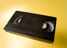 Bande de VHS Photo stock