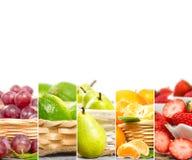 Bande del preparato della frutta Immagini Stock