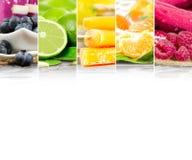 Bande del preparato della frutta Fotografie Stock Libere da Diritti