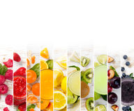 Bande del preparato della frutta Immagini Stock Libere da Diritti