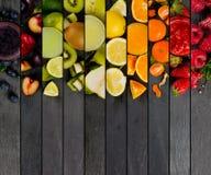 Bande del preparato della frutta Fotografia Stock