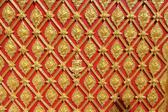 Bande della Tailandia in Wat Phra That Doi Suthep Immagine Stock Libera da Diritti